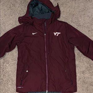 Nike Virginia Tech Coat